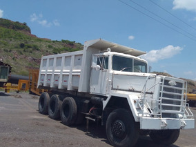Tractocamion De Volteo Kenworth Am General