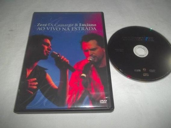 * Dvd - Zezé De Camargo & Luciano - Sertanejo
