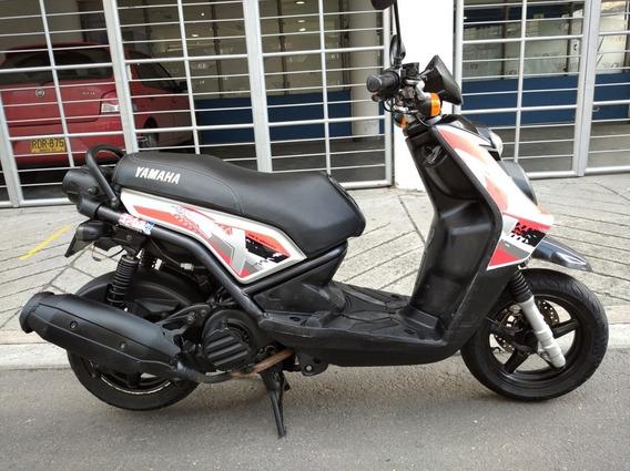 Moto Yamaha Bws 125 2012 Barata $3