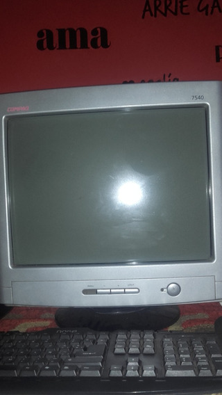 Monitor Compaq 7540