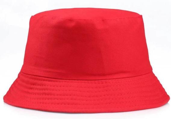 Chapeu Bone Bucket Hat Duas Face
