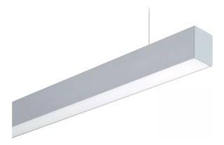 Luminaria Suspendida 19w 120cm Tasso Led Lucciola