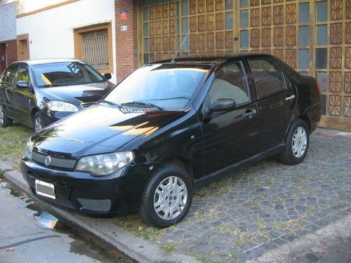 Fiat Siena 2011 Gnc --anticipo Y Cuotas--