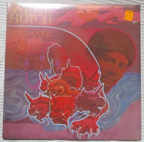 Imagen 1 de 3 de Willie Hutch - The Mark Of The Beast (motown M6-81581) Usa