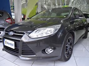 Focus Sedan 2.0 Titanium Sedan 16v Flex 4p Powershift