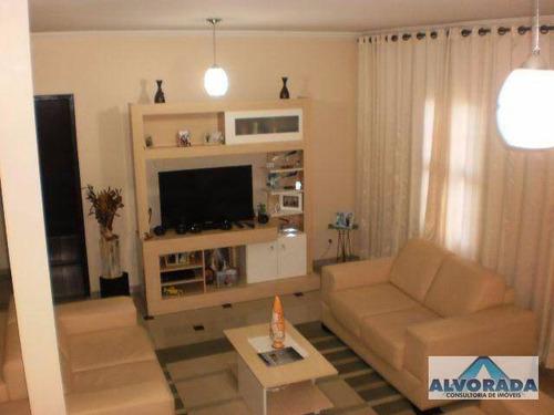 Imagem 1 de 18 de Sobrado Residencial À Venda, Residencial União, São José Dos Campos - So1566. - So1566