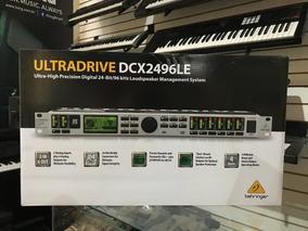 Processador Behringer Dcx2496le Garantia Proshows