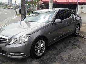 Mercedes-benz E 250 1.8 Cgi Avantgarde 16v Gasolina 4p