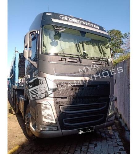 Imagem 1 de 11 de Caminhão Volvo Fh 500 - 6x2 T