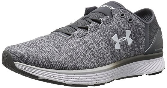 Tenis Under Armour Charged Bandit 3 Gris 8 Us