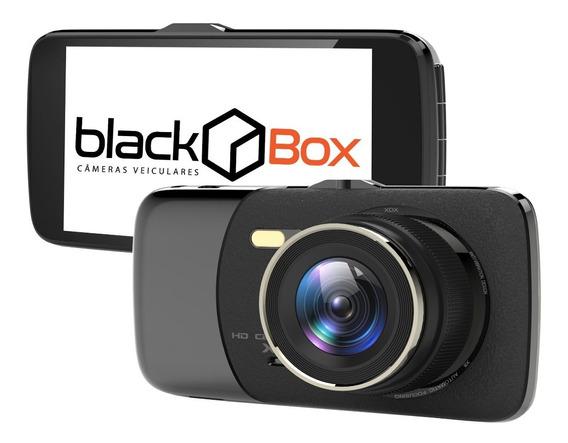 Câmera Veicular Black Box Gpx - Ultra Night Vision Até 128gb
