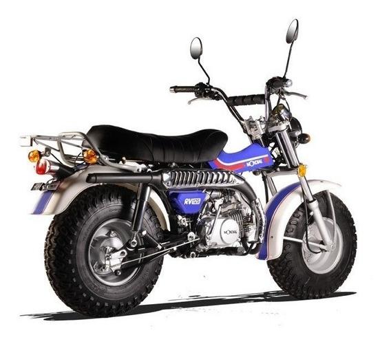 Rv 125 Mondial Moto 0km Urquiza Motos