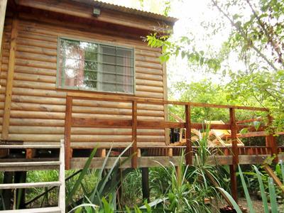 Cabaña En Delta 1º Sección- Arroyo Marchini- Zona Tres Bocas
