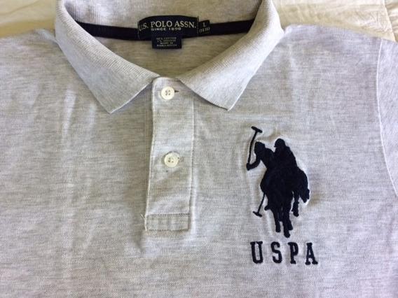 Camisa Camiseta Polo Ralph Lauren Kids Original (14-16 Anos)