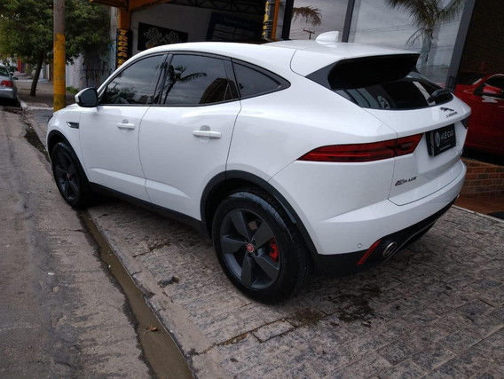 Jaguar F Pace Epace P250 Std Branca 2018/2018 Gasolina Aut