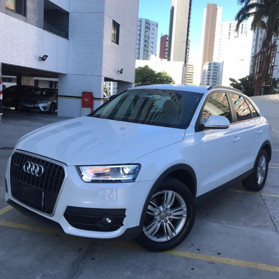Audi Q3 Ambient 2014 Branco