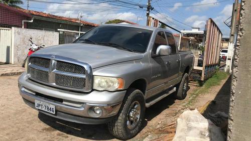 Dodge Ram 2500 2005 5.9 Cab. Dupla 4x4 4p