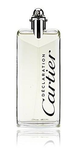 Cartier Declaration Eau De Toilette Spray ***** Onzas