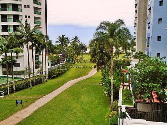 Riviera: Pé Na Areia, 121,12m², 3 Dormitórios ( 01 Suíte)