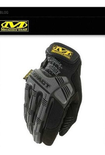 Guante Mechanix M-pact Negro/gri Industrial 21163,64,65,66