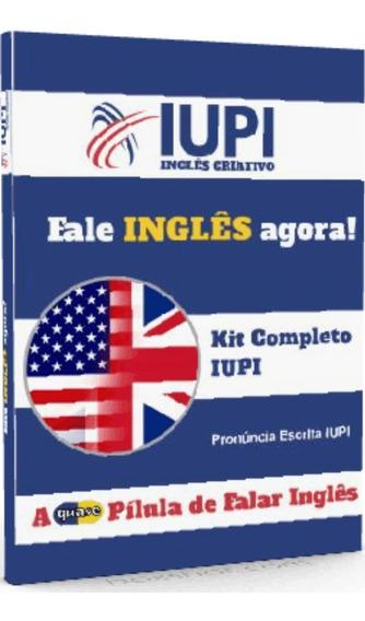 Curso De Inglês Completo Iupi - Aprenda Inglês Em Casa!