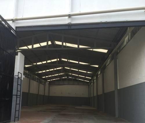 Bodega Industrial En Venta, Naucalpan, Alce Blanco