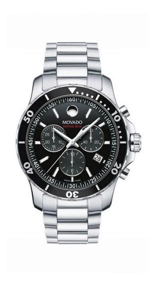 Reloj Movado 2600142 Metal Plateado Hombre