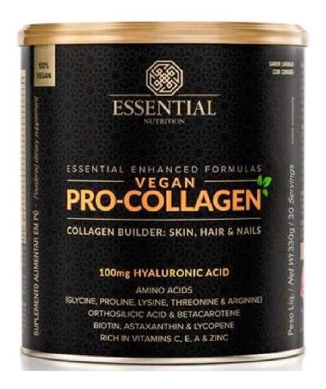 Vegan Pro-collagen Skin 330g - Essential Nutrition