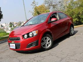 Chevrolet Sonic Lt Automatico Oportunidad