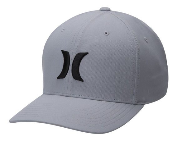Hurley 892025-028 Dri-fit One&only Hat Wolf Grey/black