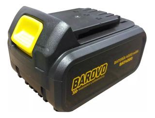 Bateria Barovo Ion Litio 4000 Mah Estructura Anti-golpes