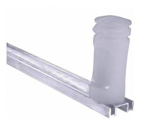 Haste Cerca Elétrica 75cm Com 04 Isoladores Modelo M2