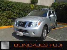 Nissan Pathfinder Le Piel Luxury 4x4 At Blindado