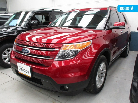 Ford Explorer Limited 3.5 4x4 Udl210