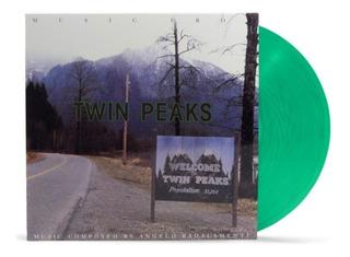 Soundtrack Music From Twin Peaks Vinilo Lp Color Nuevo 2020