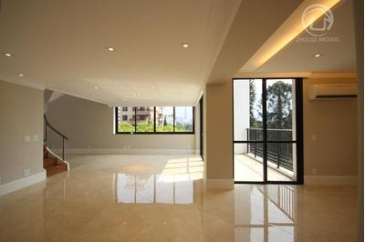 Apartamento Duplex Residencial À Venda, Higienópolis, São Paulo. - Ad0102