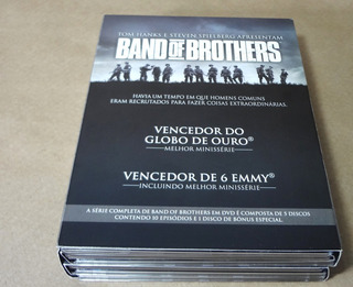 Box Dvd Band Of Brothers Com 6 Dvds