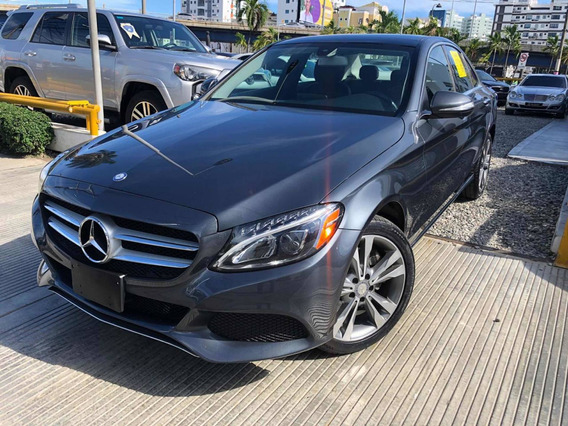 Mercedes-benz Clase C C300 4matic Full