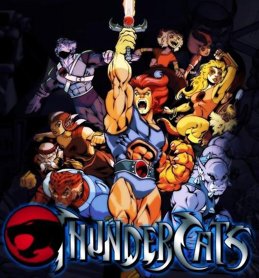 Thundercats (série Animada) *ler Descrição