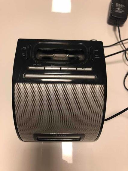 Ihome Ih11 Para iPod - Com Alarme