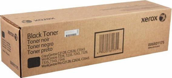 Toner Xerox 006r01175-no Preto Original #frete Gratis