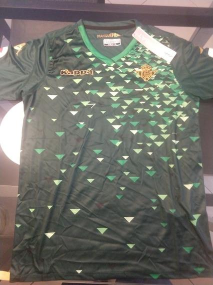 Camisa Real Betis - 2018 - Away - Kappa
