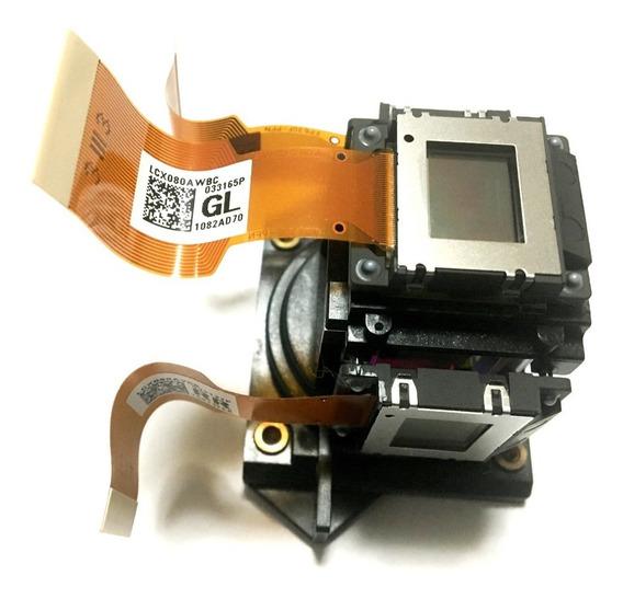 Prisma 3 Lcd Lcx080... Projetor Sony Vpl Ex100 - Completo
