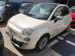 Fiat 500 1.4 3p Lounge Dualtronic Qc Piel At 2013