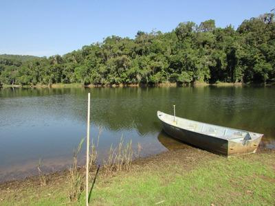 Sitio Fundos Represa/sede/piscina/ac Auto/parcelas/ref.04674