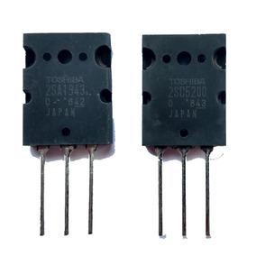 20 Pares *transistor 2sc5200 / 2sa1943 Toshiba * Mica Gratis