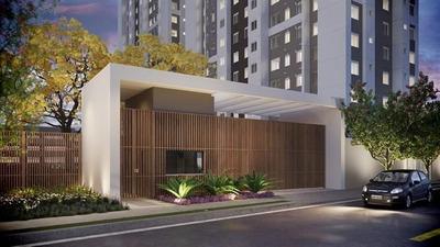 Apartamento Em Jardim Monte Alegre, Taboão Da Serra/sp De 40m² 2 Quartos À Venda Por R$ 209.000,00 - Ap239434