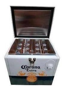 Conservadora Corona (incluye 12 Cervezas!!!!)