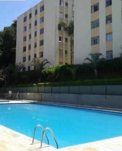 Imagem 1 de 30 de Venda - Belíssimo Apartamento - 2 Dormitórios - Condomínio Green Land - Jardim Caipiá - Cotia / Sp - Ap4310037v
