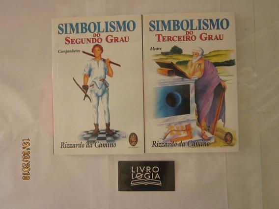 Livro Simbolismo Do Segundo Grau Companheiro E Simbolismo Do